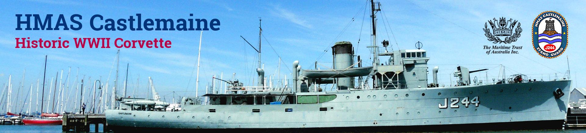 Home | HMAS Castlemaine